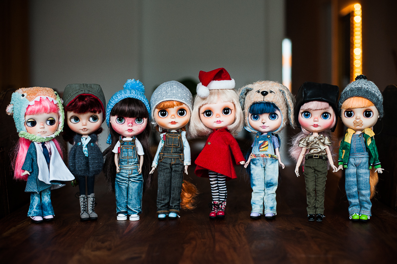 blythe customs